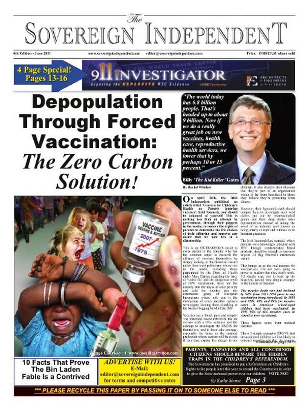 The Sovereign Independent Issue 4