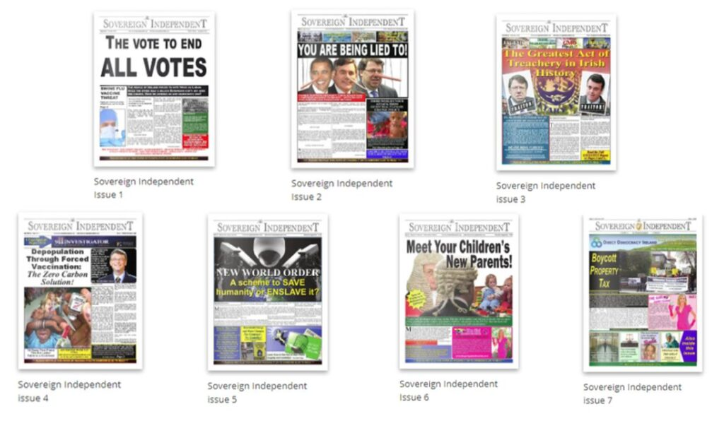 Sovereign Independent Covers